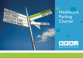 healthcare parking charter cover