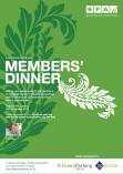 Members Dinner flyer shot